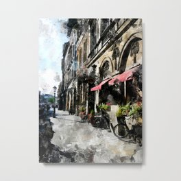Cracow art 20 #cracow #krakow #city Metal Print