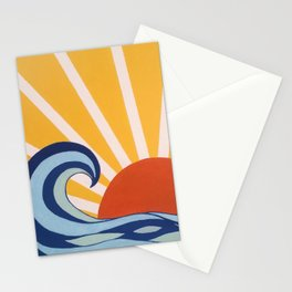 Let Your Sun Shine Stationery Cards