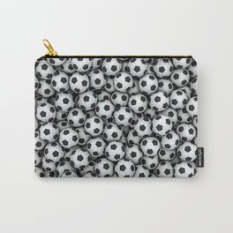 Soccer balls Carry-All Pouch