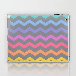 Rainbow Chevron Laptop & iPad Skin