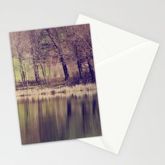 Spring Reflected Stationery Cards
