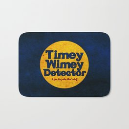 Doctor Who: Timey Wimey Detector Bath Mat