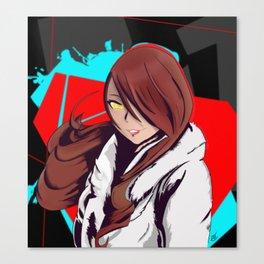 Mitsuro Kirijo - Persona 4 Arena Canvas Print