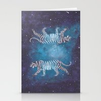 celestial Stationery Cards featuring Celestial by TomP
