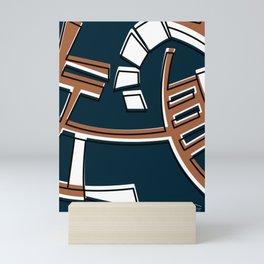 Talleres Facultad de Ciencias -Detail- Mini Art Print