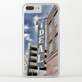 New Ideal Clear iPhone Case