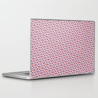 boats Laptop & iPad Skins featuring Boats by KAYWAAL