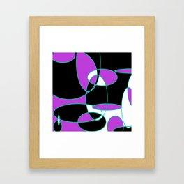 The Lonely Matter Framed Art Print