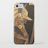 black and gold iPhone & iPod Cases featuring Black & Gold by Cruz'n Creations