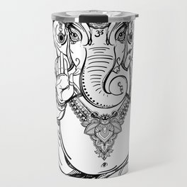 Lord Ganesha Travel Mug