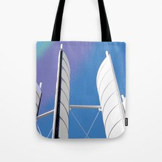 Metal Sails #1 Tote Bag