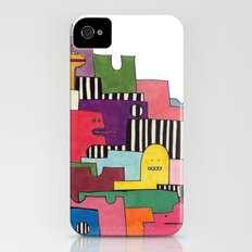 Friendlies Slim Case iPhone (4, 4s)