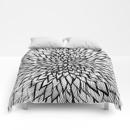 Abstract Comforters