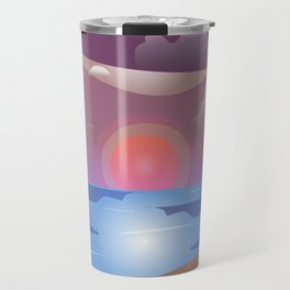 Seasunset Travel Mug