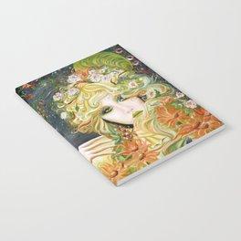 Minori Bloom Notebook