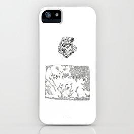 Gruta do Maquiné iPhone Case
