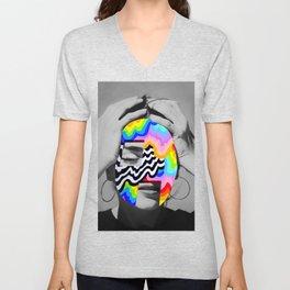 Color Girl Unisex V-Neck