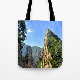 Gorgeous Gorges Verdon Tote Bag
