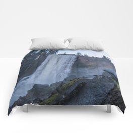 Vernal Falls, Yosemite National Park Comforters