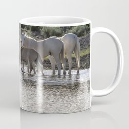 Reaching the Waterhole Coffee Mug