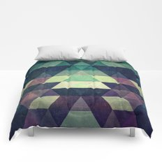 dysty_symmytry Comforters