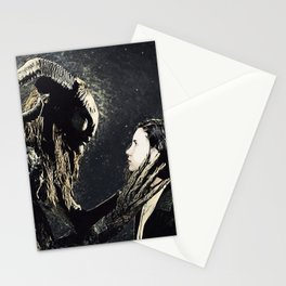 The Faun Stationery Cards