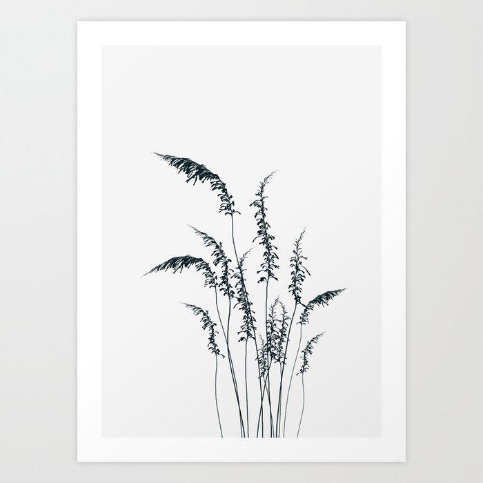 Wild grasses Kunstdrucke