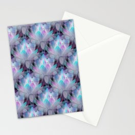 In love with Lotuses.... Stationery Cards