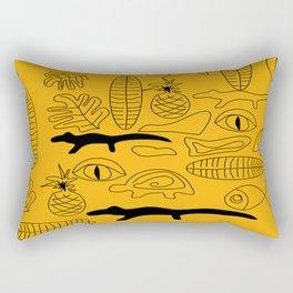 Crocodile Dream Rectangular Pillow
