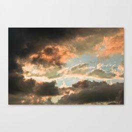 I've Seen Fire & I've Seen Rain Canvas Print