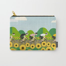Le Tour I Carry-All Pouch