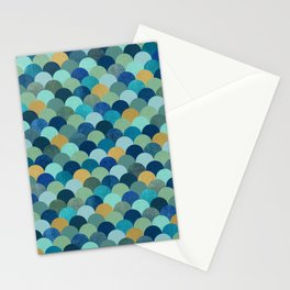 Ocean Pebbles Stationery Cards