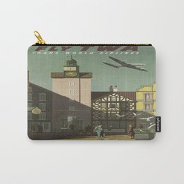 Vintage poster - Germany Carry-All Pouch