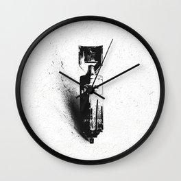 Weapon of Mass Creation Wall Clock