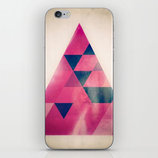 TRYYNGL LYT iPhone & iPod Skin