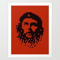 Digital Revolution Art Print