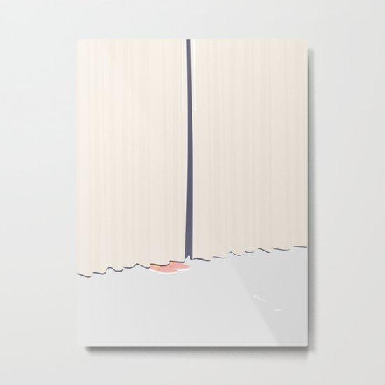 GEMMELEG Metal Print