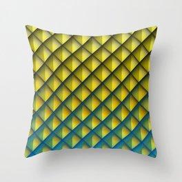 Magic Scales 02 Throw Pillow