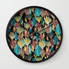 tropical shinee Wall Clock