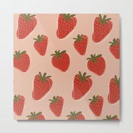 Berry Sweet Metal Print