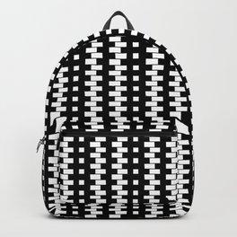 optical pattern 33 Backpack