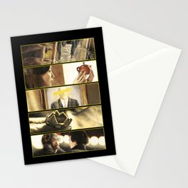 The Blind Banker Stationery Cards