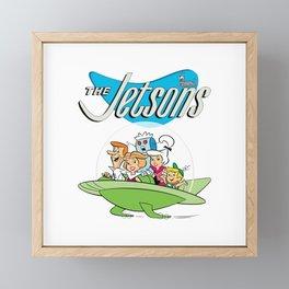 Jetsons Framed Mini Art Print