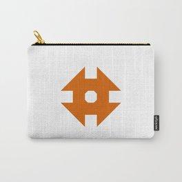 Modern Dash Barn Block Alphabet Carry-All Pouch