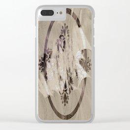 Cloacina Clear iPhone Case