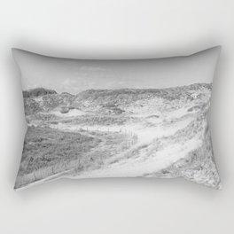 Dunes of Le Touquet, France Rectangular Pillow