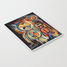 Anima Mia Street Art Graffiti Art Brut Notebook