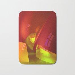space curvature -3- Bath Mat