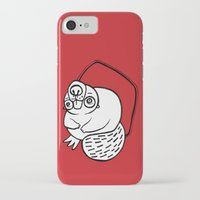 beaver iPhone & iPod Cases featuring Beaver by JuPON
