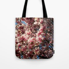 Partially Pink Tote Bag